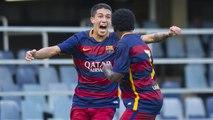 [HIGHLIGHTS] FCB Futbol – Lliga: FC Barcelona B – CD Alcoià  (1-0)