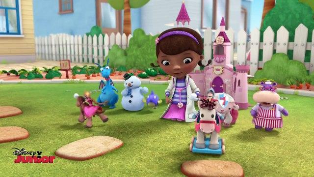 Sir Kurby and the Plucky Princess Song   Doc McStuffins   Disney Junior UK