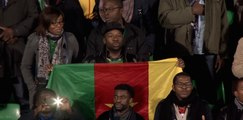 Nigeria vs Cameroun (3-0)   Match amical