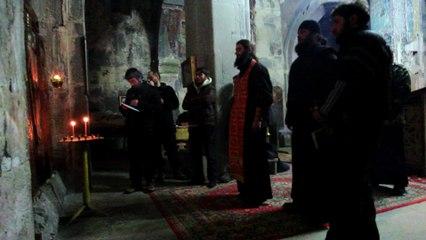 Davai Kamtchatka, chapitre 3 : les moines de Géorgie