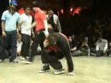 Breakdance hip-hop