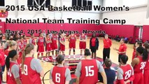 Behind the Scenes: 2015 USA Womens National Team Mini-Camp Day 1