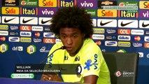 Willian admite Brasil defensivo contra o Chile: 'Proposta era marcar bem e sair nos contra-ataques'