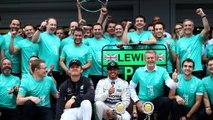 F1 - Hamilton tout proche du titre