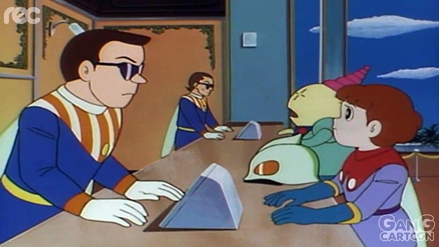 Doraemon the movie ตอนบุกอาณาจักรเมฆ 3/4