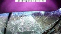 Подборка аварий на видеорегистратор 166 Car Crash compilation 166 [18+]