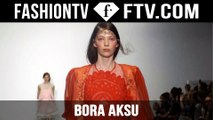 Bora Aksu Spring/Summer 2016 Collection London Fashion Week | LFW | FTV.com
