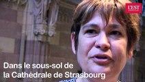 Alsace Champagne-Ardenne Lorraine : Découverte des fouilles archéologiques à la cathédrale de Strasbourg
