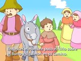 Fable: El Hombre el Nino y el Burro read by Janicza Bravo for Speakaboos