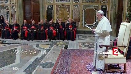 [Bande-annonce] François, le pape qui veut changer le monde partie 2 - Infrarouge France 2