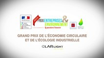 CLARSLIGHT SAS - Grand prix économie circulaire