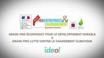 IDEOL - Grand prix écoproduit pour le développement durable