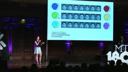 Camille Daudelin-Peltier - Québec - Finale internationale Ma thèse en 180 secondes 2015