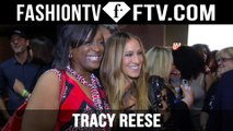 Front Row at Tracy Reese Spring 2016 ft. Sarah Jessica Parker | NYFW | FTV.com