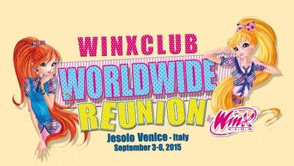 Winx Worldwide Reunion - Saluti dalle fan!