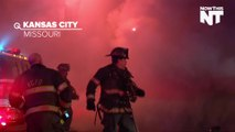 Two Firefighters Died Saving the Lives of Civilians