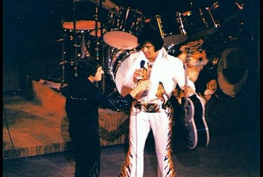 Elvis Presley Are You Lonsome Tonight Laughing Version Elvis Live Concert Elvis rare footage