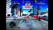 Outrun 2006 Coast 2 Coast (PS2)