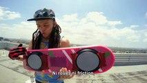 Hoverboard : la Pub du skate volant de  Retour Vers le Futur 2