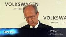 Statement des neuen VW Aufsichtsratsvorsitzenden Hans Dieter Pötsch