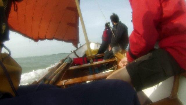 A bord de Yolande