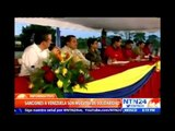 EE.UU. califica como 'muestra de solidaridad' con los venezolanos las sanciones a funcionarios