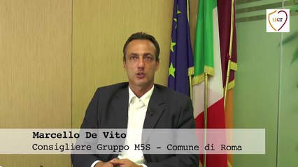 De Vito (M5S - Comune di Roma) sullo stadio della Roma