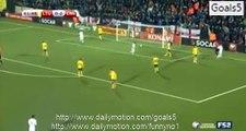 Alex Oxlade-Chamberlain Amazing Goal Lithuania 0-3 England Euro Qualifications 12.10.2015