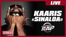 """Exclu Skyrock : """"Sinaloa"""" nouveau son de Kaaris en live dans Planète Rap !"""