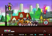 tom and jerry cartoon game jerry fun racing | tom jerry cars race full movie
