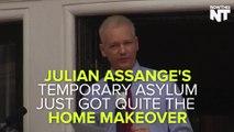 London Cops Will No Longer Stake Out Julian Assange