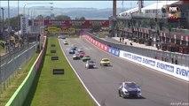 Aussie Racing Cars Bathurst 2015 Race 2 Damien Flack Huge Crash