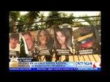 Cientos de mujeres marcharon en Venezuela para hacer llamado de reflexión a la GNB y exigir justicia