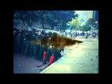 Bombas lacrimógenas, barricadas y numerosas detenciones en operativo de represión de la GNB