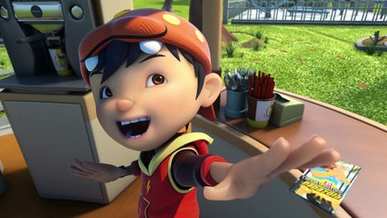 BoBoiBoy: The Movie Official Trailer
