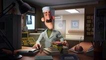 Animation Short Film Dji. Death fails - Full Animated Movies HD