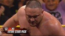 WWE 2K16 DLC And Season Pass