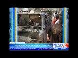 Al menos 60 muertos y 100 heridos por la explosión de un camión bomba en Bagdad