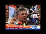 Oposición venezolana denuncia trabas en trámite de inscripciones para elecciones parlamentarias