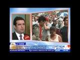La mayor satisfacción para el FPV sería la liberación de presos políticos: Alfredo Romero Mendoza