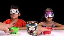 ICE CREAM CHALLENGE!!! Ben & Jerrys 16 Flavor Taste Test!