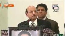 Syed Qaim Ali Shah ki Taqreer ........... Very Funny