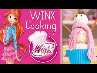 Winx Club Cooking - Süsser Schneemann - Backanleitung