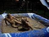 Bikini Mud Wrestling Stag Party