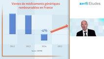 Xerfi France, Les médicaments génériques