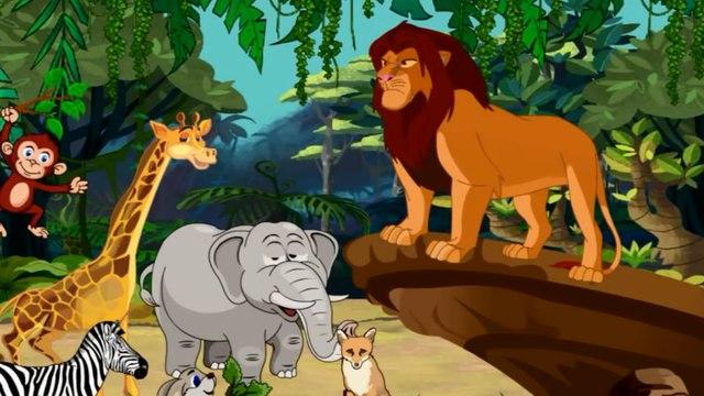 Rat and Lion (चूहा और शेर) | ral Stories | Hindi