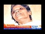 Conmoción en India: muere enfermera luego de 42 años en coma a causa de una 'salvaje' violación