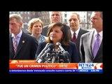 "Condena a muerte para Dzhokhar Tsarnaev por atentados de Boston es ""adecuada"""