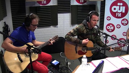 Luke - C'est La Guerre - Session acoustique OÜI FM