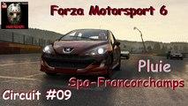 Forza Motorsport 6 - Un circuit #09 - Circuit de Spa-Francorchamps - Circuit complet  (Pluie)